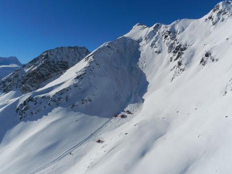 Lawine At Tirol