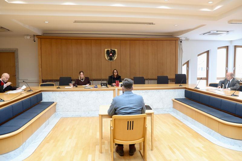 FPÖ Politiker vor Gericht