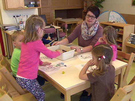 Kinderbetreuung Schwarz Riedl NÖ