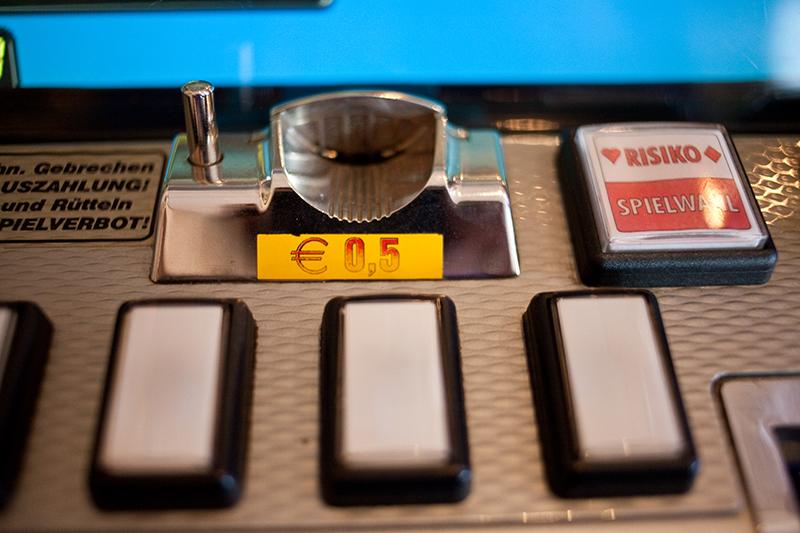 Glücksspielautomat von Novomatic