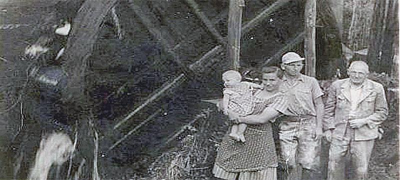 Petermuehle historisch