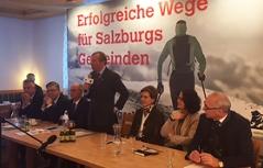 ÖVP Bürgermeisterkonferenz 2017 in Scheffau