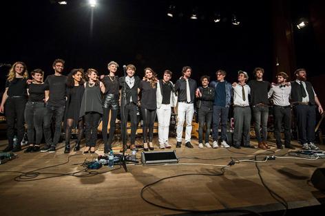Konzert im Radiokulturhaus