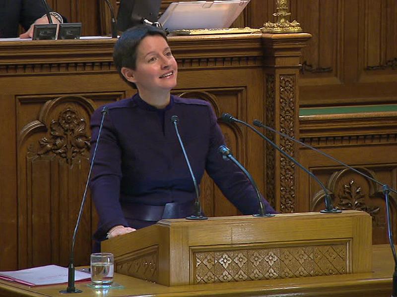 Gemeinderat Wehsely Abschied
