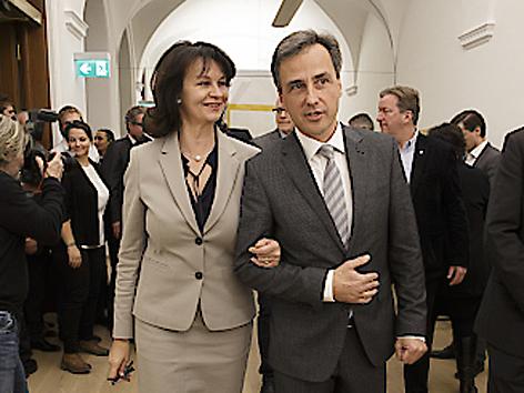 Ehepaar Nagl