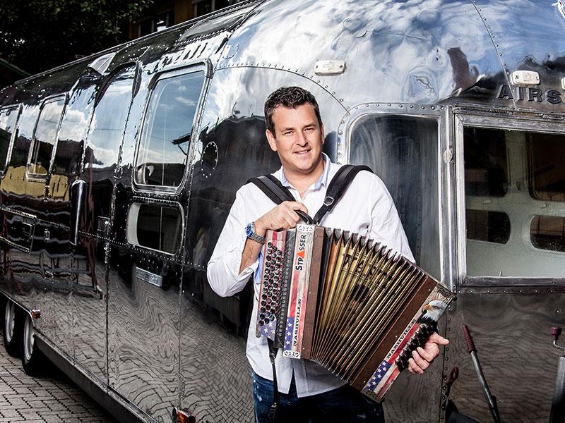 Marc Pircher Volksmusiker Musiker Sänger