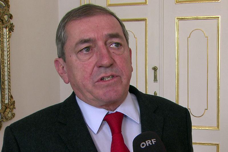 Der Salzburger Bürgermeister Heinz Schaden (SPÖ)