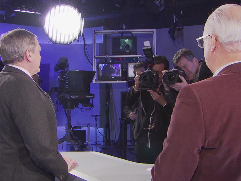 Bürgermeister Heinz Schaden im Interview