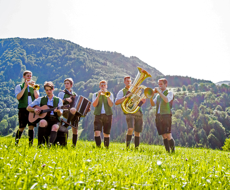 Gruppen für die Liabste Weis aus Niederösterreich