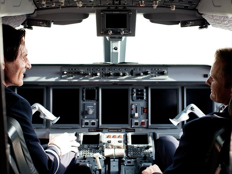 AUA-Piloten