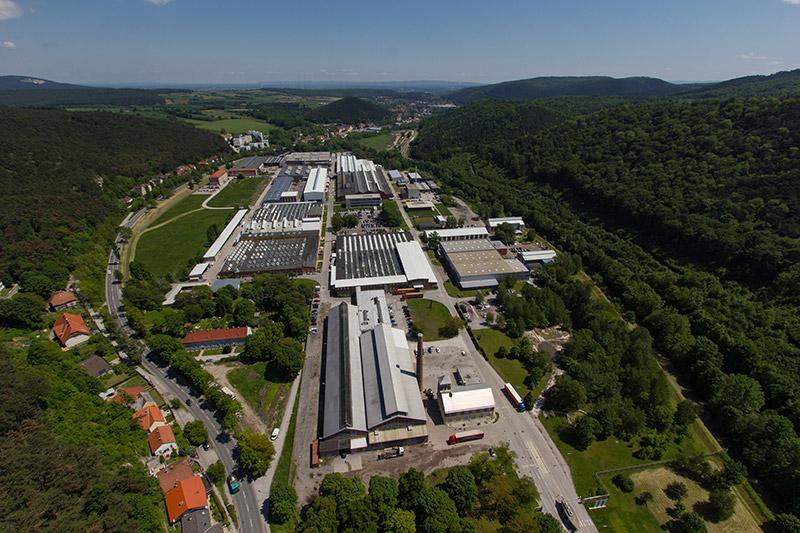 Berndorf AG in Berndorf