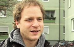 Adrian Goinger mit seinem Debutfilm bei der Berlinale