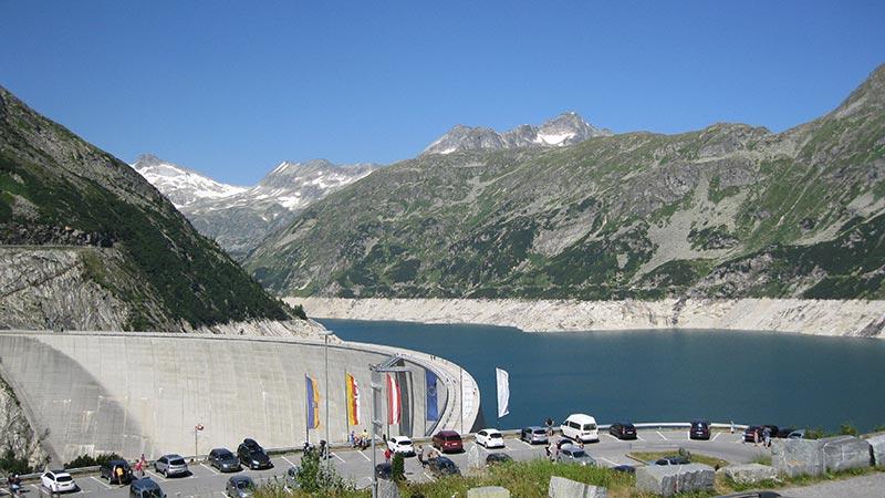 österreichs Höchste Staumauer Wird 40 Kaernten Orf At