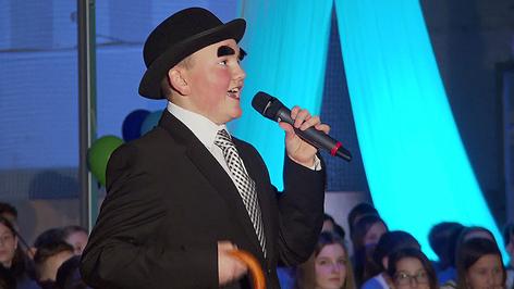Schulchor OP singt musicals