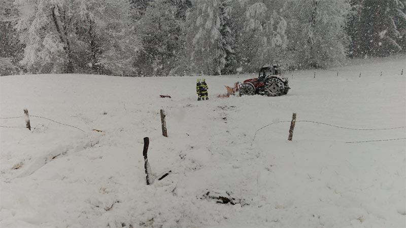 Traktor Absturz Treffen Buchholz