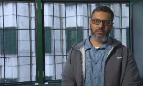 Moussa Al-Hassan Diaw vom Verein DERAD