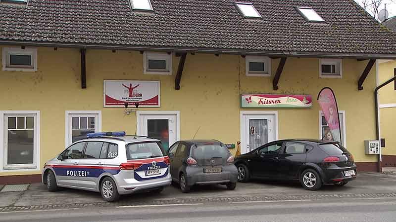 Raubüberfall Pischeldorf Friseursalon