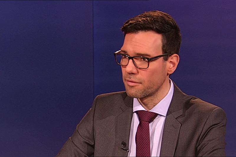 Der neue Wiener Stadtschulratspräsident Heinrich Himmer (SPÖ)