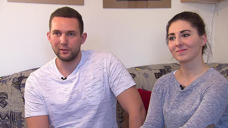 Andreas Wasina und Christine Stöckl