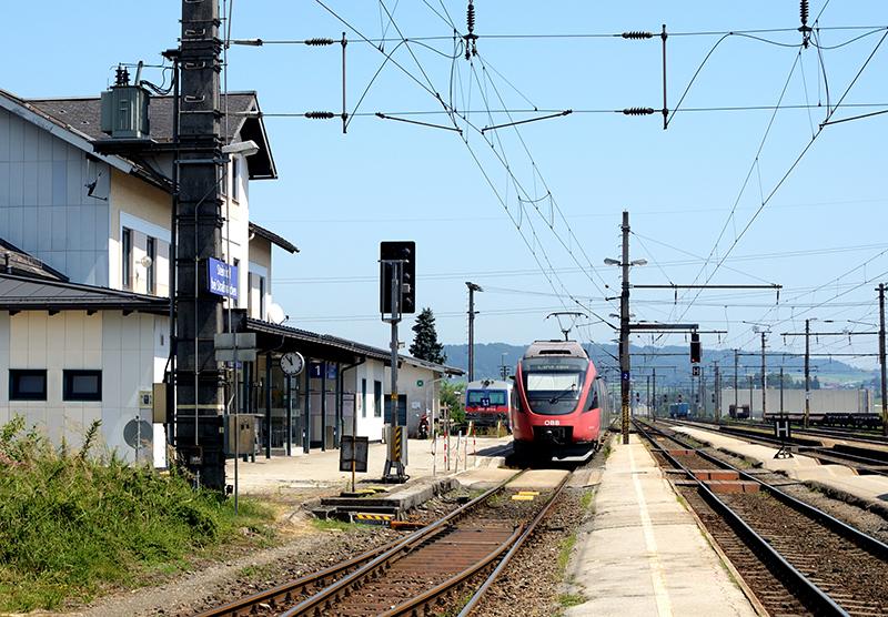 Bahnhof Steindorf bei Straßwalchen