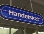 S-Bahn-Station Handelskai