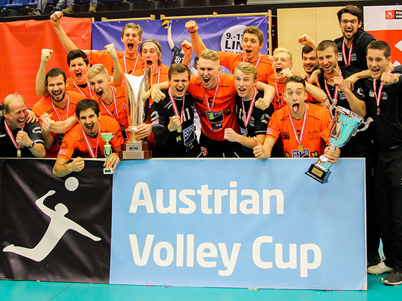 Austrian Volley Cup Amstetten