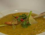 Guten Morgen Österreich Bananen-Curry-Suppe