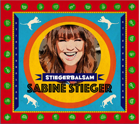 Album Cover Stiegerbalsam