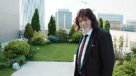 "Simonischek als Titelheld in ""Toni Erdmann"""