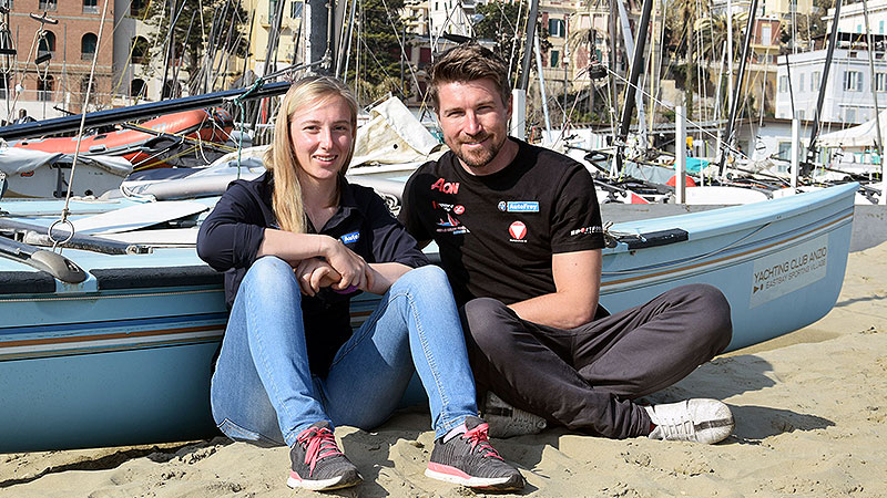 Thomas Zajac und Barbara Matz