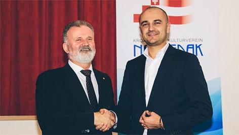 Filip Zloušić, Zoran Iljkić, Napredak