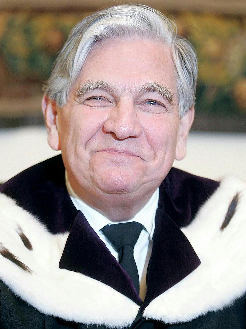 Ex-VfGH-Präsident Karl Korinek