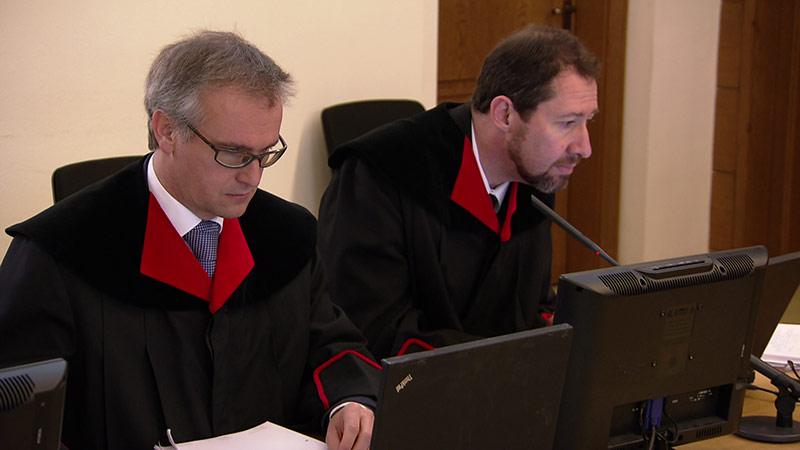 Dörfler BZÖ Prozess Wahlbroschüre