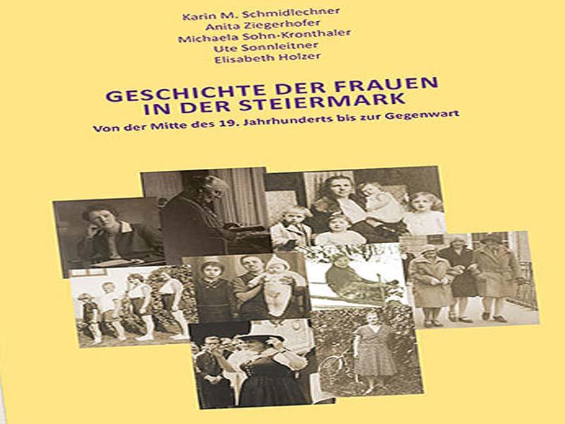 Buch Geschichte der Frauen Steiermark