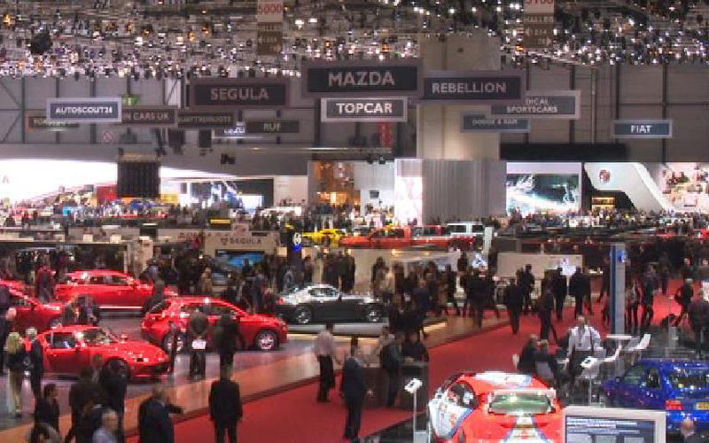 Automobilsalon Genf 2017