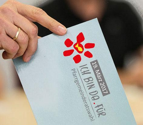 Formular Pfarrgemeinderatswahlen