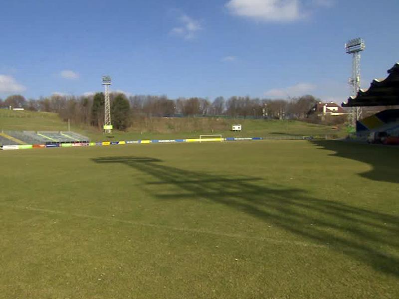 Fußball-Stadion Hohe Warte