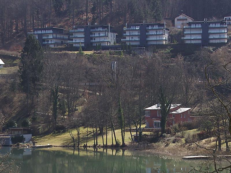Baustopp Wörther See
