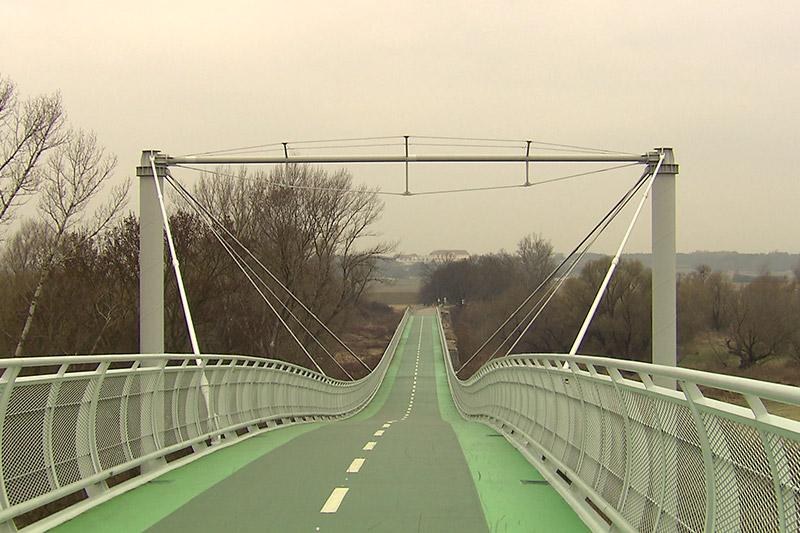 Brücke in Schlosshof