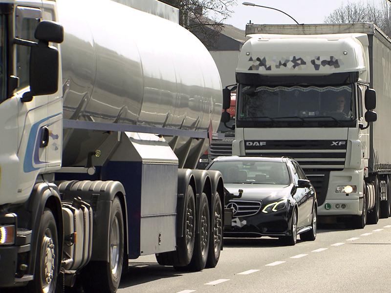 Verkehrsproblematik Lustenau