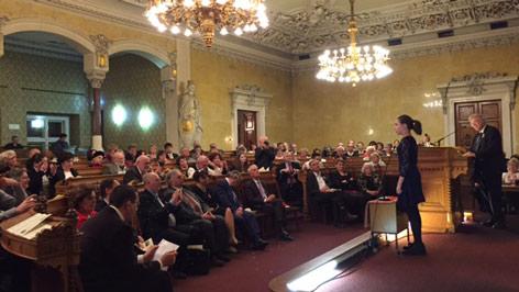 Március 15. Bécs közösen