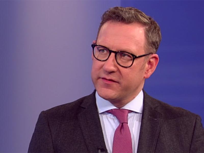 Der Vorsitzende der Gleichbehandlungskommission Martin Risak