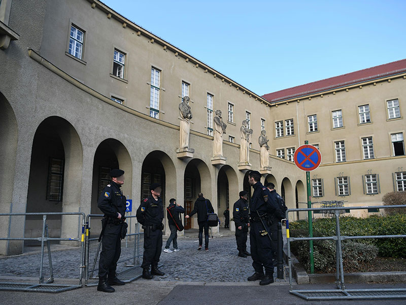 Prozess Staatsverweigerer Krems