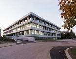 New Design University von außen