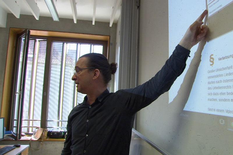 Workshop Schule Polizei Cybermobbing