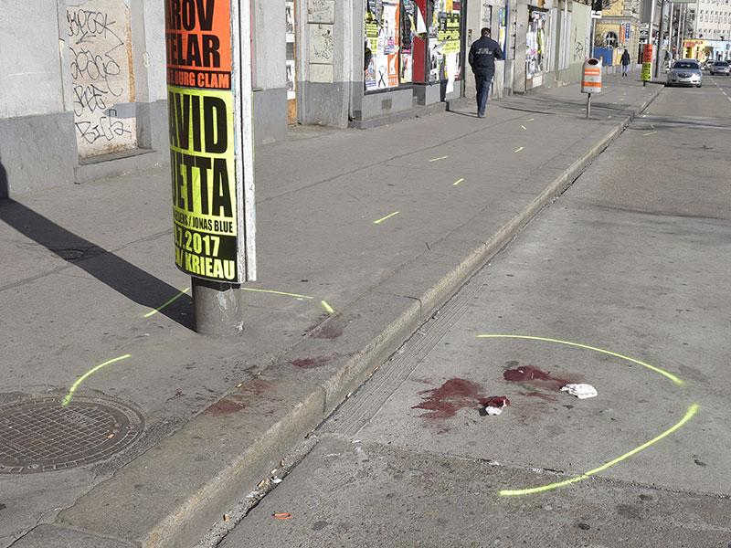 Messerattacke Toter Tatort Ottakring