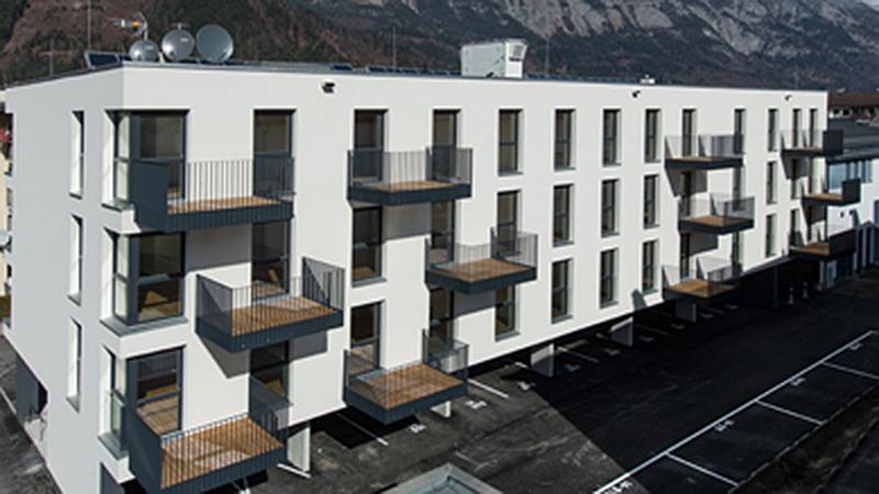 Fps Tirol Als Wohnbau Vorbild Nehmen Salzburgorfat