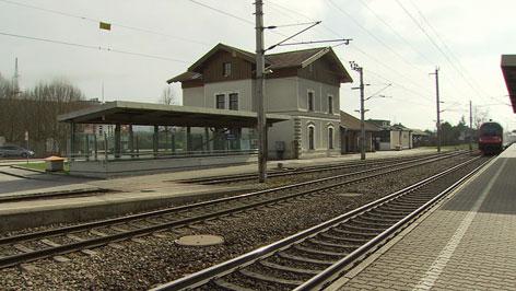 Bahnhof Neumarkt-Köstendorf