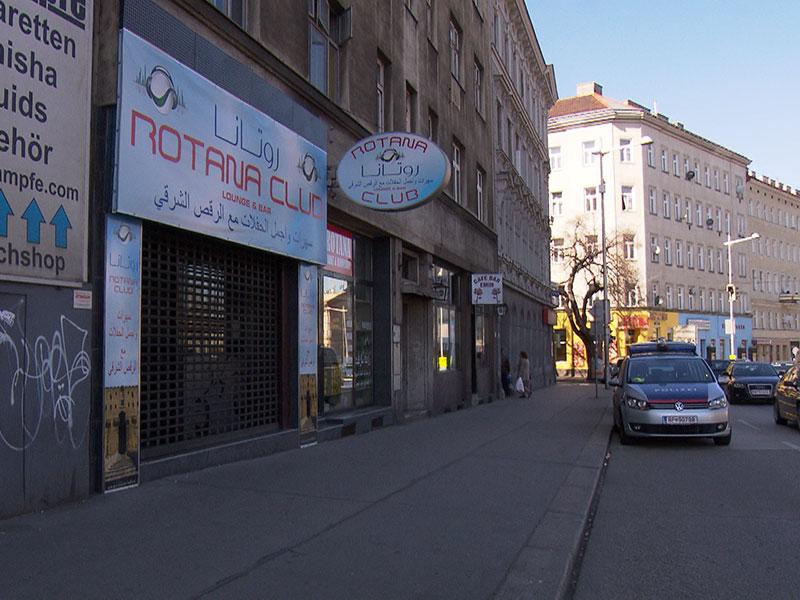 Messerattacke Ottakring Gürtel Tatort