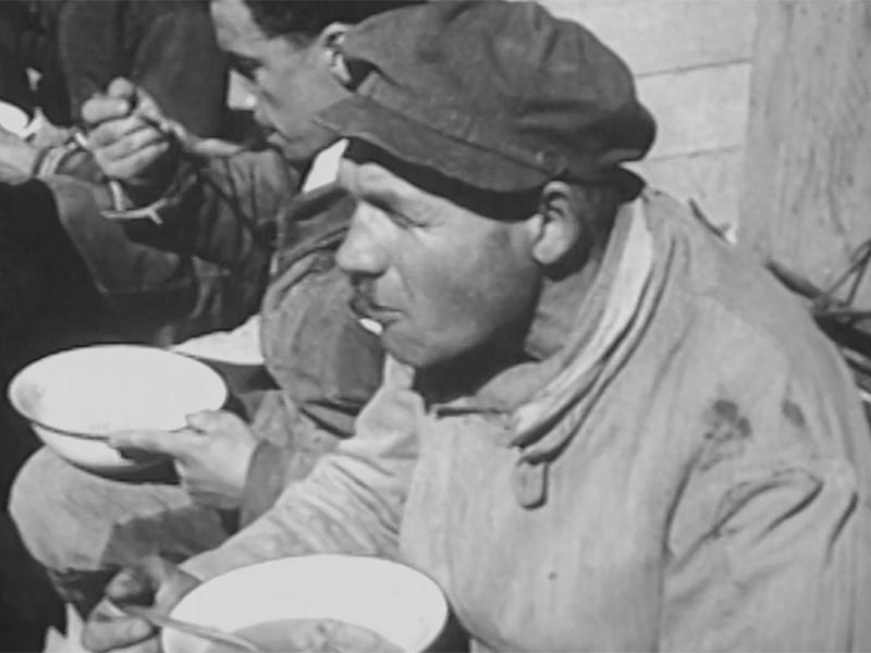 Zwangsarbeiter am Obersalzberg